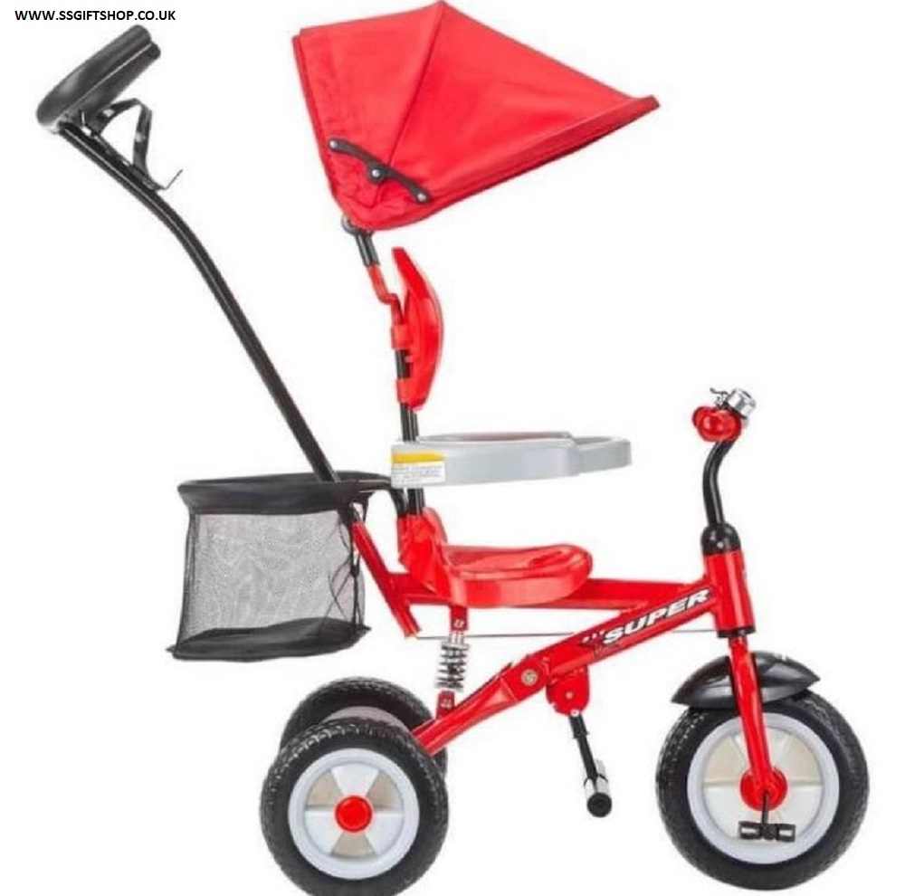 KIDS TRICYCLE (RED)