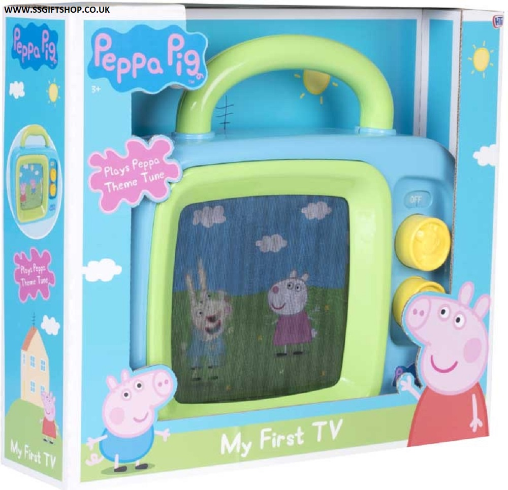 PEPPA PIG MY 1ST TV.